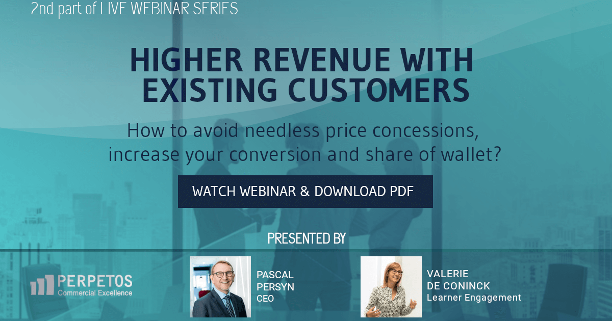 Watch on-demand: Higher revenue with existing customers