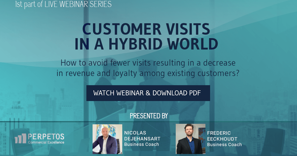 Watch on-demand: Customer visits in a hybrid world